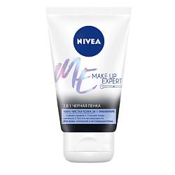 NIVEA Пенка черная для лица очищающая для проблемной кожи 100 мл nivea черная пенка жидкое мыло для умывания для нормальной кожи 100 мл