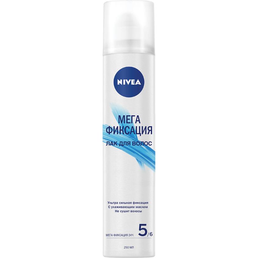 NIVEA Лак для волос Мега Фиксация
