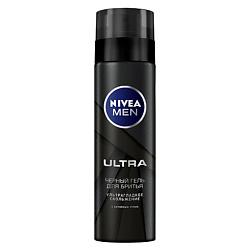 NIVEA Гель для бритья ULTRA 200 мл