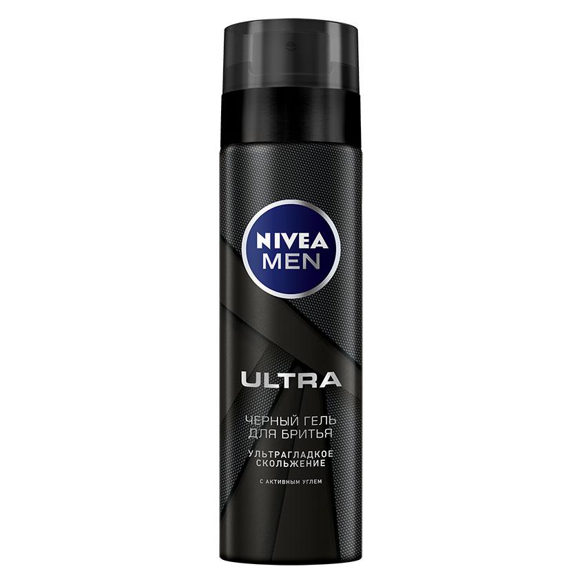 NIVEA Гель для бритья ULTRA