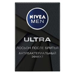 Купить NIVEA Лосьон после бритья ULTRA 100 мл
