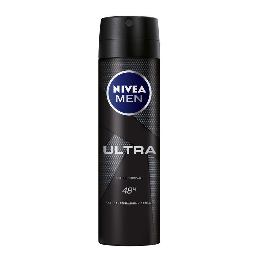 NIVEA Дезодорант-спрей для мужчин ULTRA
