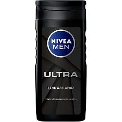 NIVEA Гель для душа ULTRA 250 мл nivea гель для душа ultra 250 мл