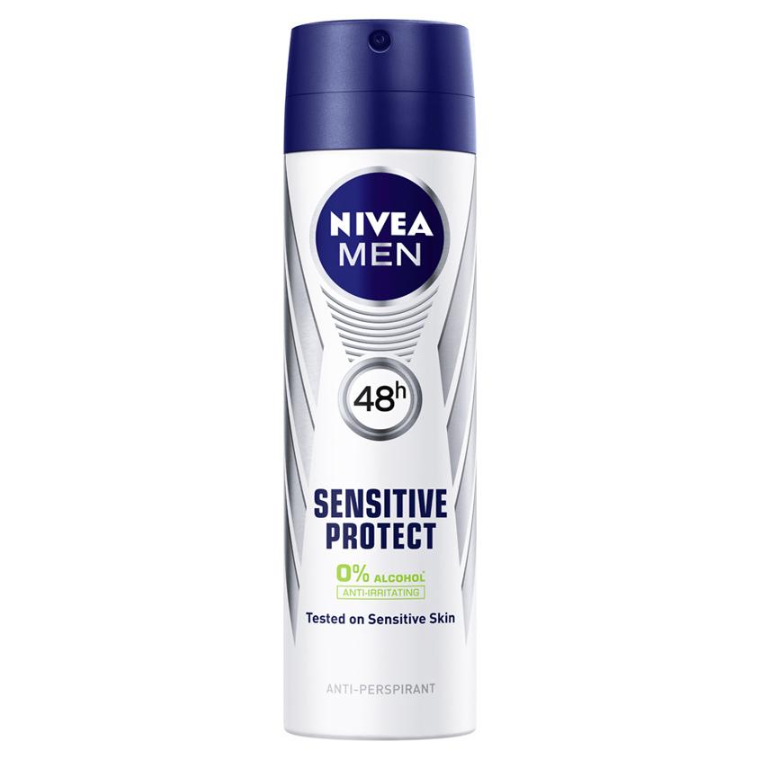 NIVEA Антиперспирант спрей для чувствительной кожи