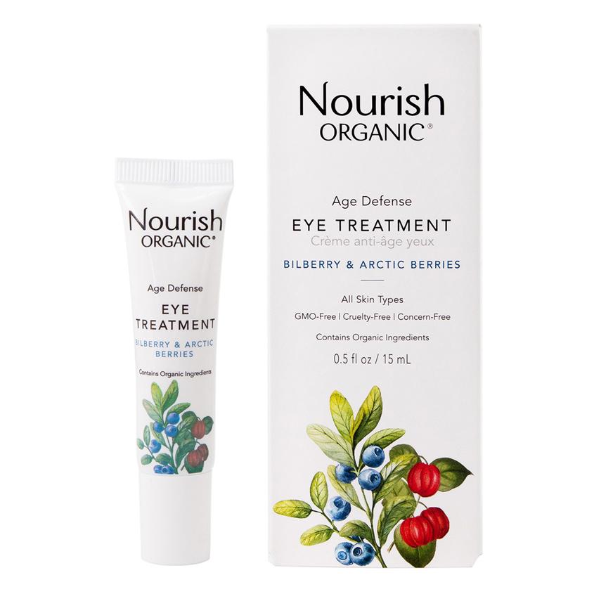 NOURISH Крем для кожи вокруг глаз антивозрастной