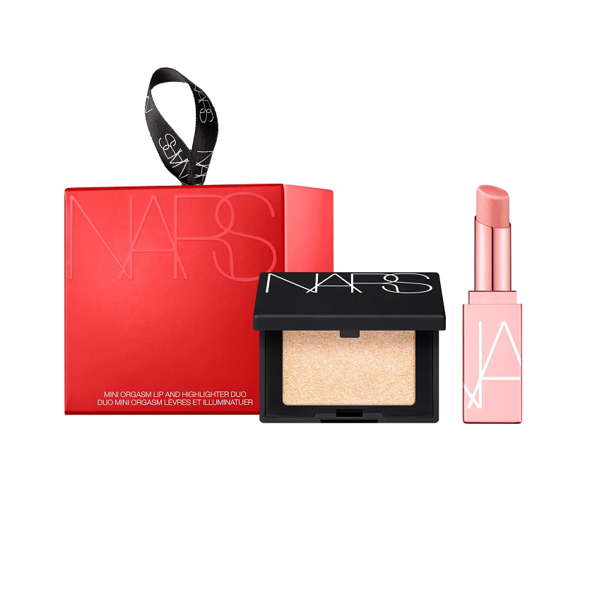 Купить NARS Мини-набор для макияжа ORGASM LIP & HIGHLIGHTER DUO