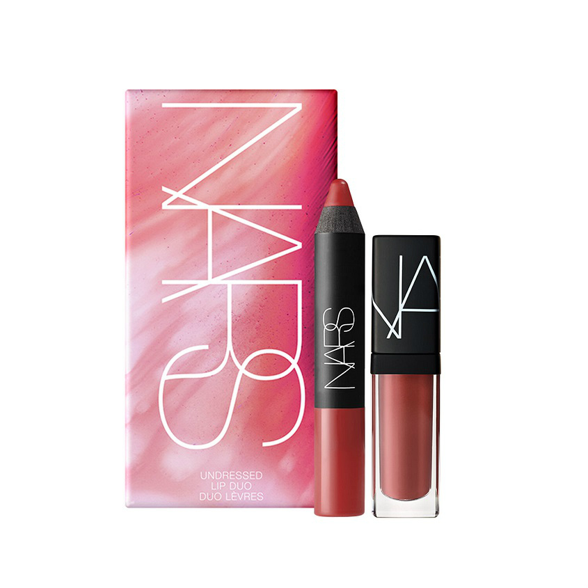 NARS Набор для губ UNDRESSED LIP DUO BAHAMA
