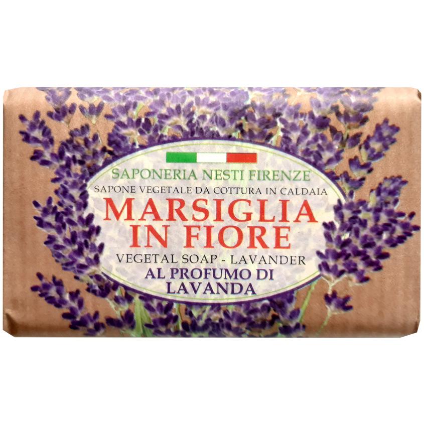 NESTI DANTE Мыло MARSIGLIA IN FIORE Lavender