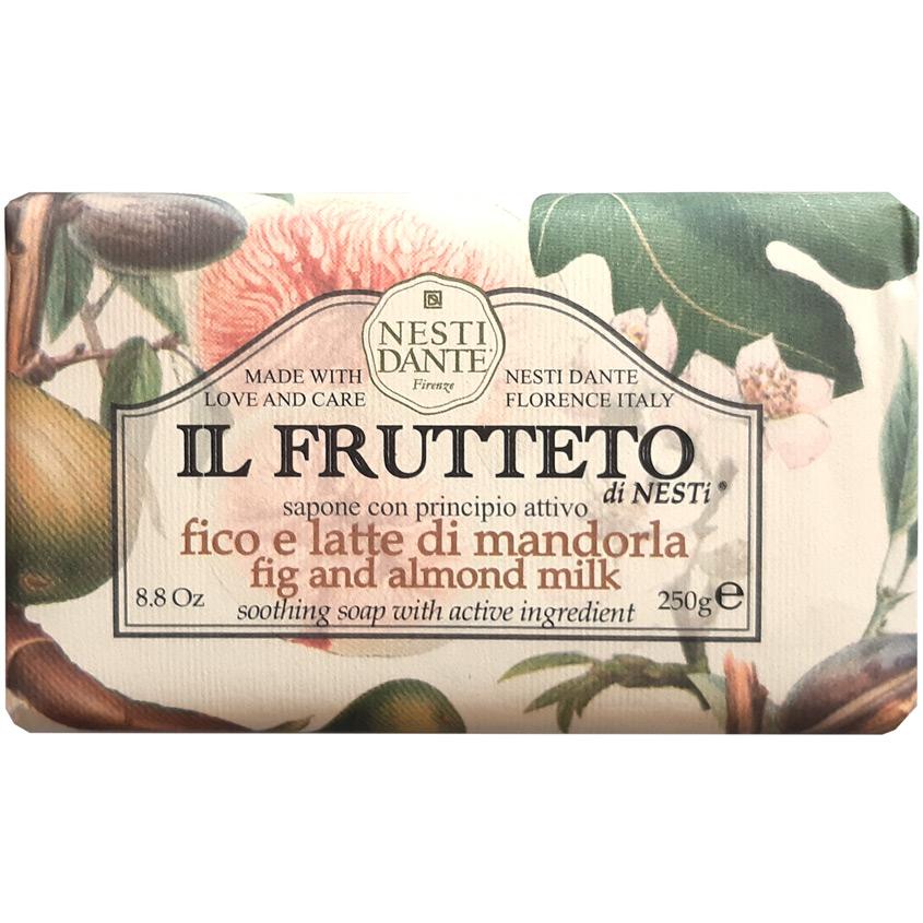 NESTI DANTE Мыло IL FRUTTETO Fig & Almond milk