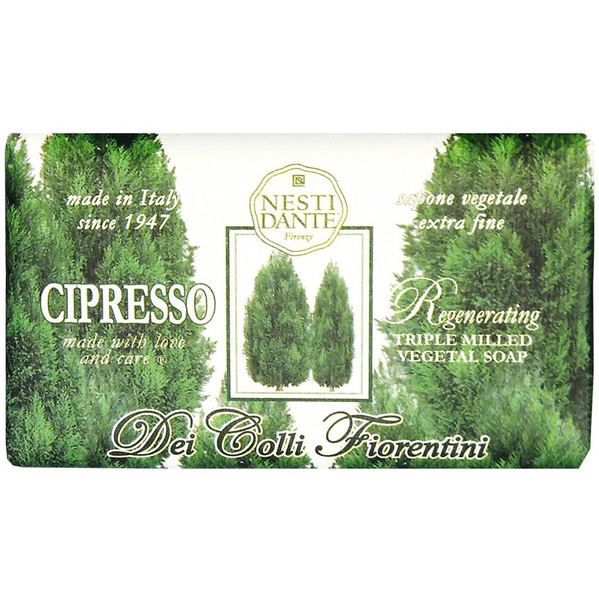 NESTI DANTE Мыло DEI COLLI FLORENTINI Cypress tree