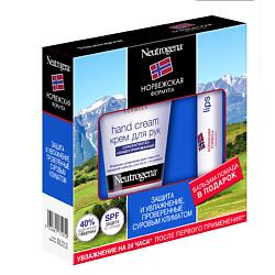 Купить со скидкой NEUTROGENA Набор Норвежская формула 50 мл + 4,8 г