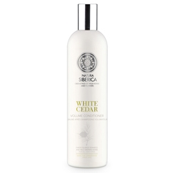 NATURA SIBERICA Бальзам для волос объем Белый кедр COPENHAGEN 400 мл