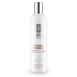 NATURA SIBERICA Бальзам для волос витаминный Морозные ягоды COPENHAGEN 400 мл