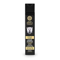 NATURA SIBERICA Бодрящий гель для душа для мужчин Белый медведь 250 мл
