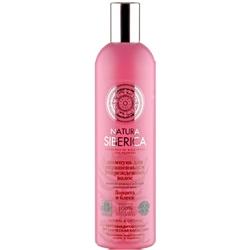 NATURA SIBERICA Шампунь для окрашенных и поврежденных волос Защита и блеск 400 мл