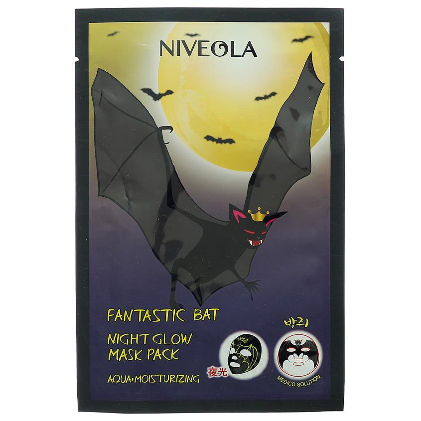 NIVEOLA Маска для лица Bat