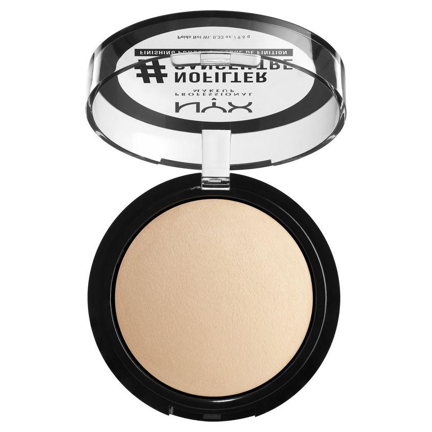Купить со скидкой NYX Professional Makeup Финишная пудра. #NOFILTER FINISHING POWDER