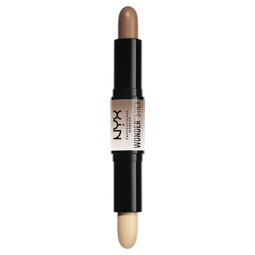 Купить NYX Professional Makeup Хайлайтер и корректор для лица и тела. WONDER STICK