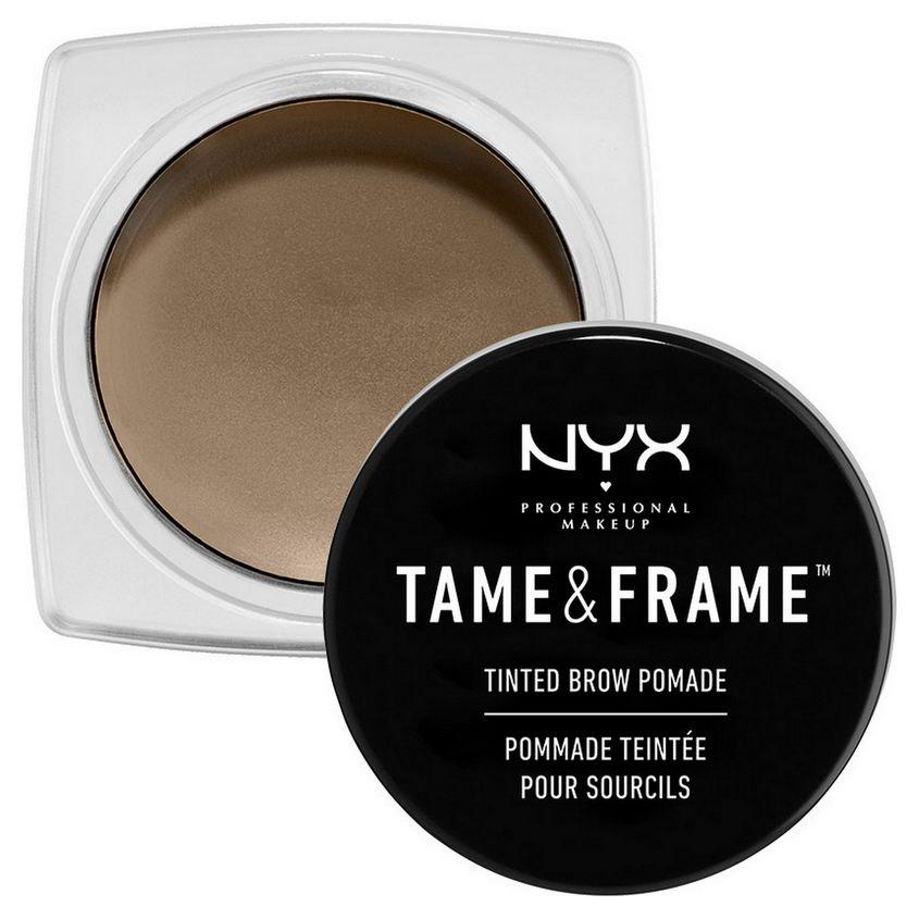 Купить NYX Professional Makeup Помада для бровей. TAME & FRAME TINTED BROW POMADE