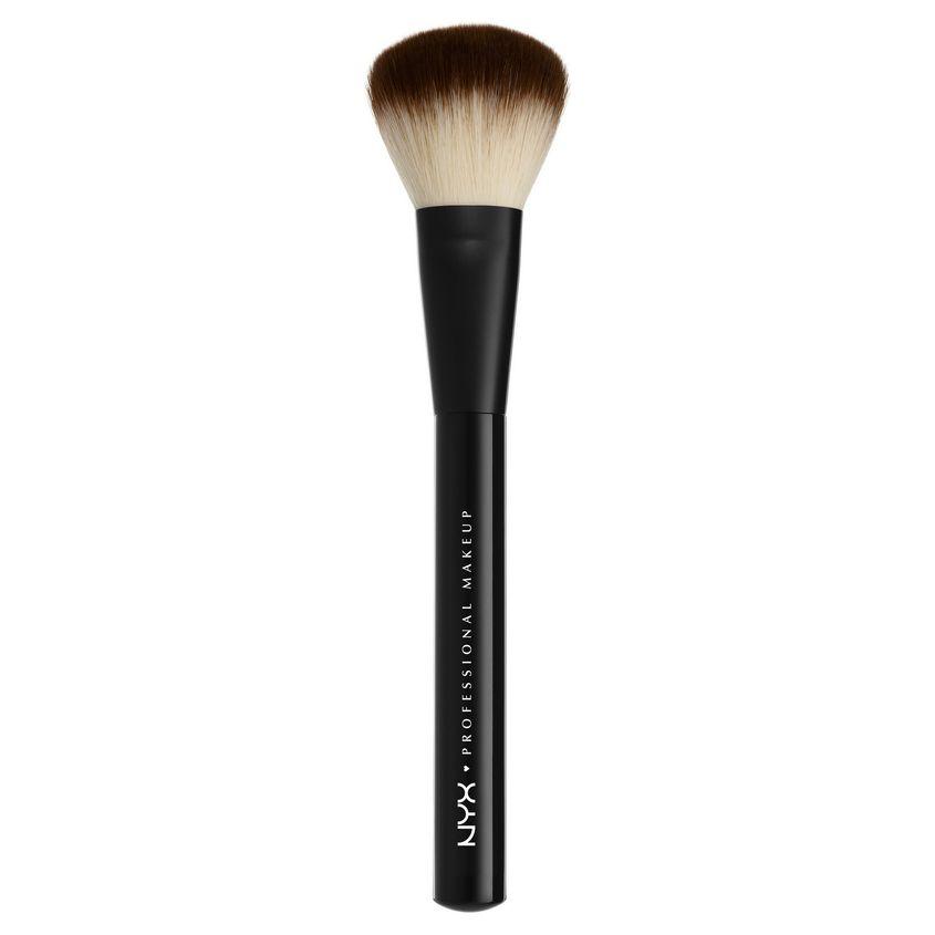 Купить NYX Professional Makeup Профессиональная кисть для нанесения пудры. PRO BRUSH - POWDER 02