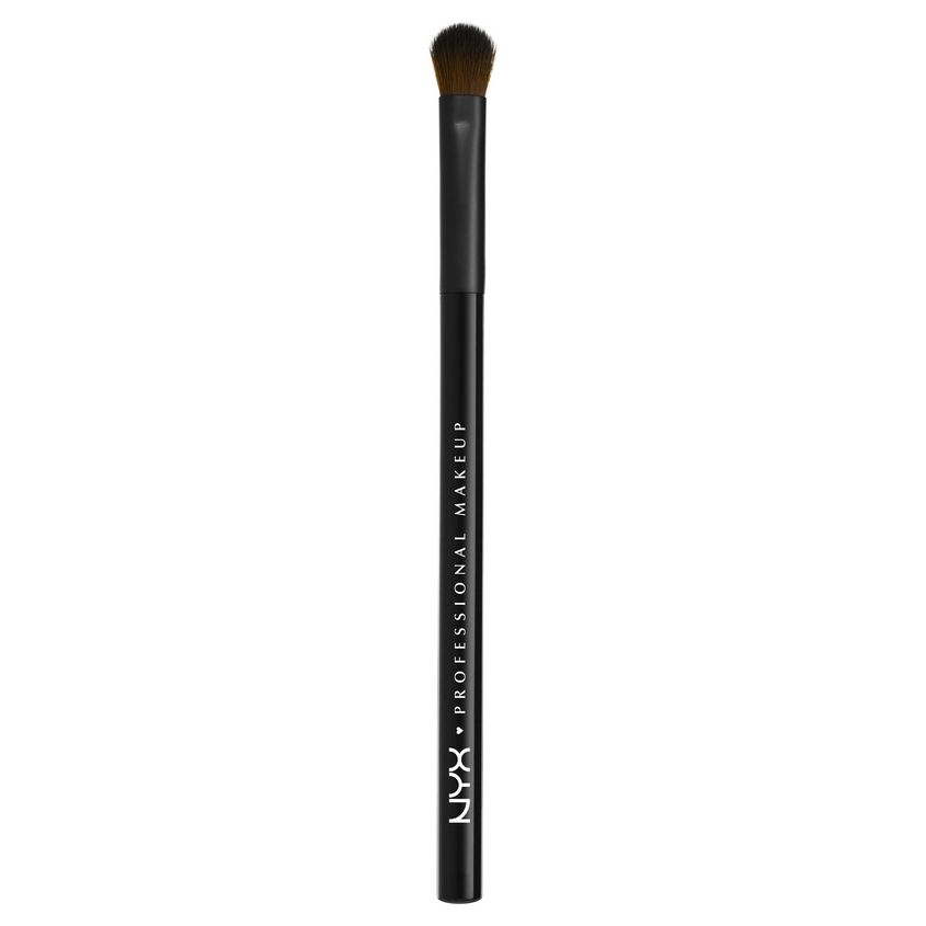 Купить NYX Professional Makeup Профессиональная кисть для макияжа глаз. ПЛОТНАЯ, ОКРУГЛАЯ. PRO BRUSH - SHADING 13