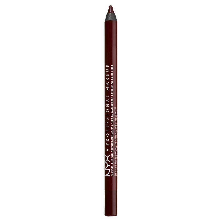 Купить NYX Professional Makeup Стойкий карандаш для губ. SLIDE ON LIP PENCIL