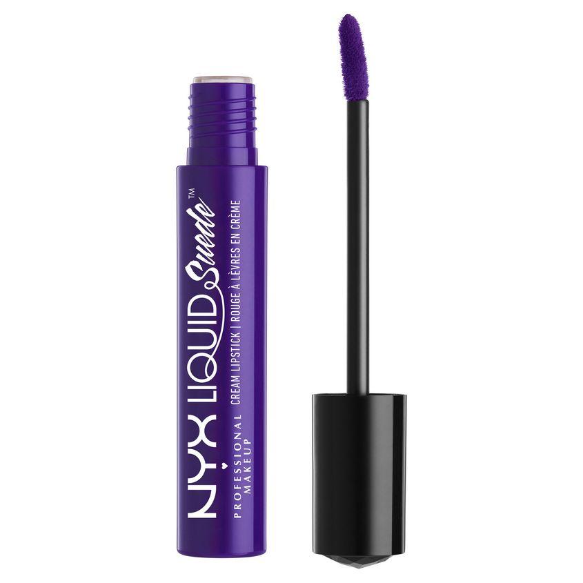 Купить NYX Professional Makeup Жидкая губная помада. LIQUID SUEDE CREAM LIPSTICK
