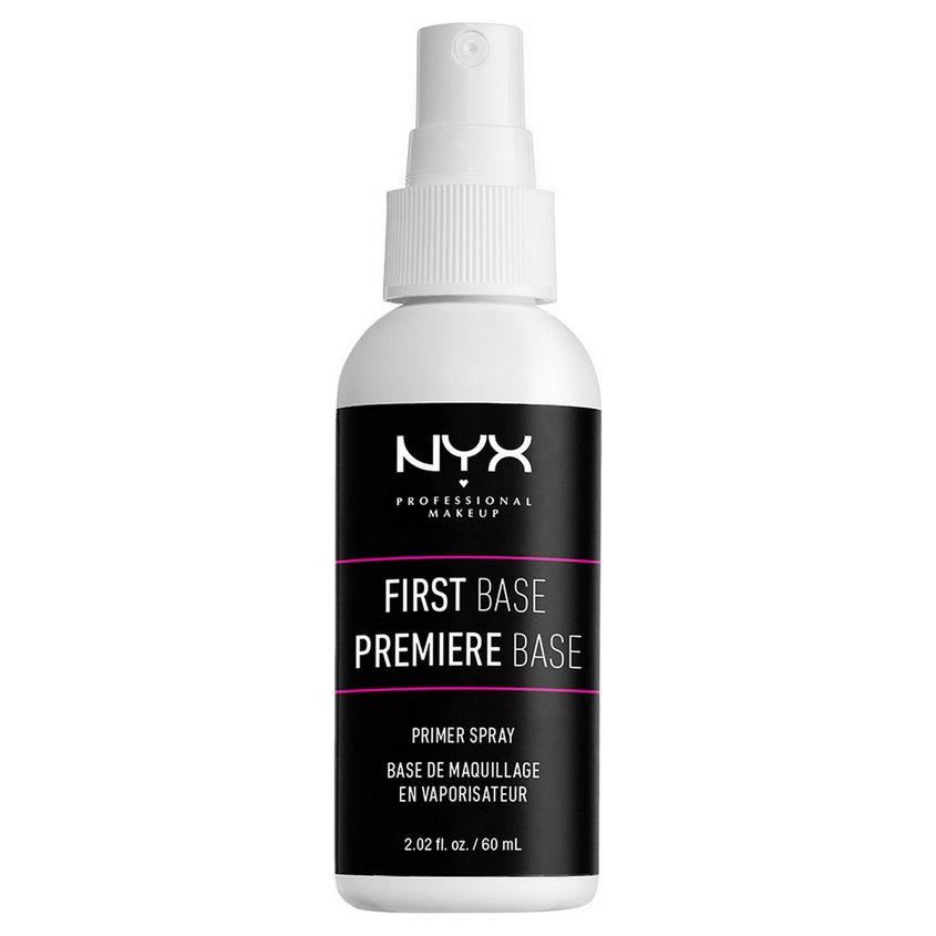 Купить NYX Professional Makeup Спрей-праймер для лица. FIRST BASE MAKEUP PRIMER SPRAY