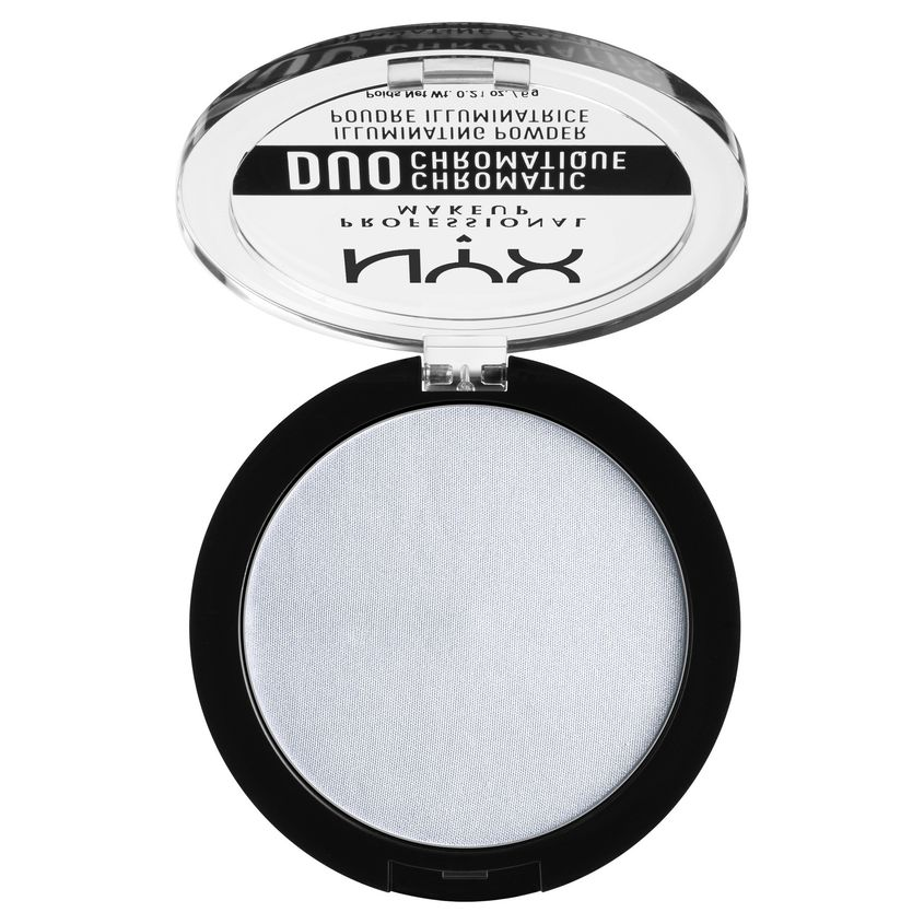 Купить NYX Professional Makeup Сухой хайлайтер. DUO CHROMATIC ILLUMINATING POWDER