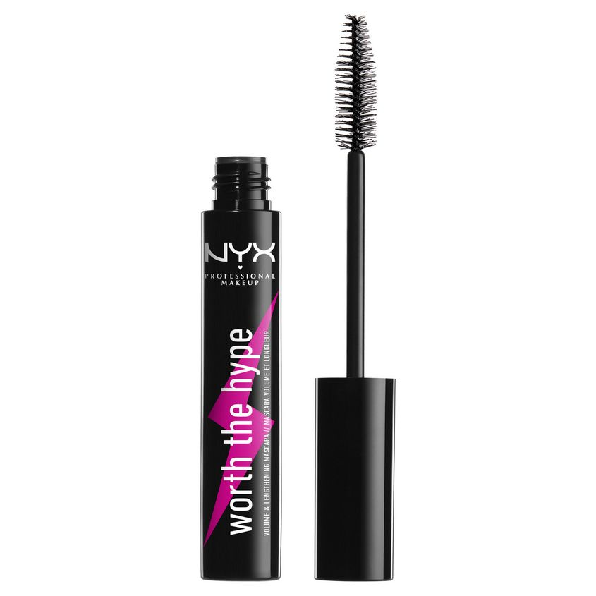 NYX Professional Makeup Тушь для ресниц. WORTH THE HYPE MASCARA