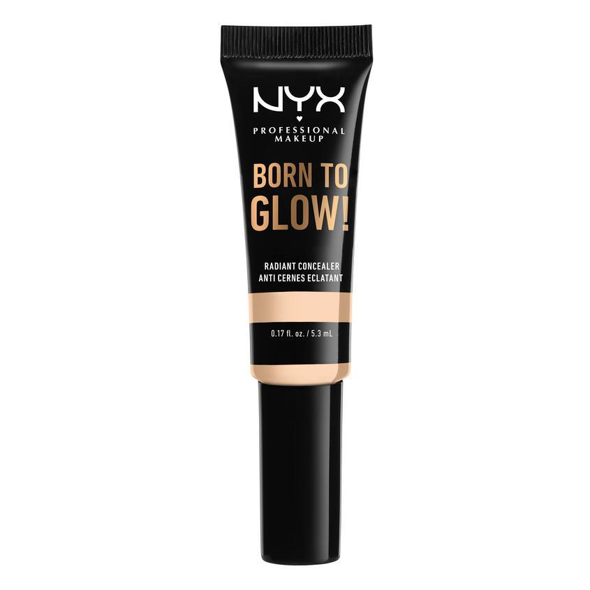 Купить NYX Professional Makeup Консилер с эффектом легкого сияния BORN TO GLOW RADIANT CONCEALER
