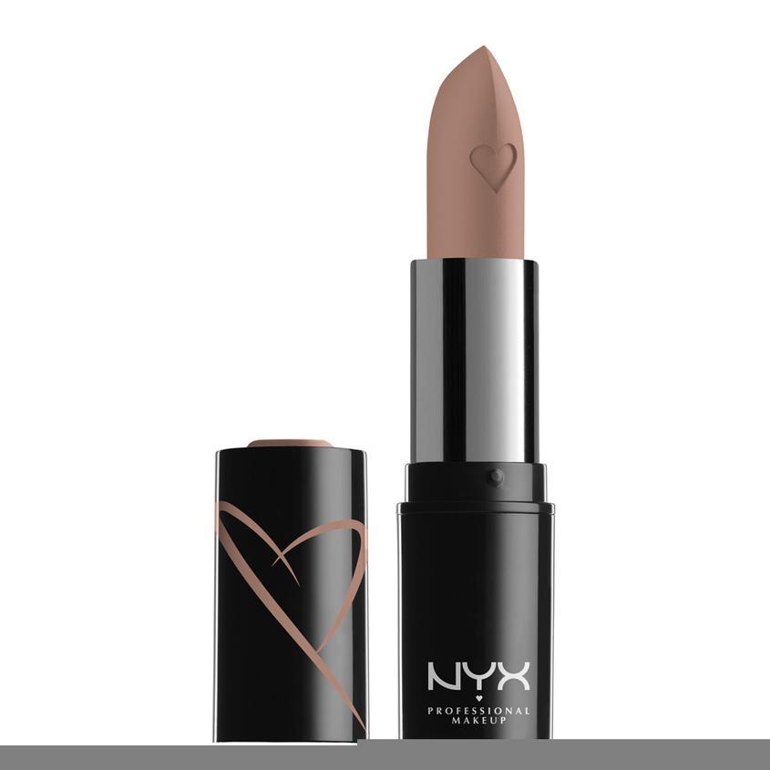Купить NYX Professional Makeup Помада для губ увлажняющая с сатиновым финишем SHOUT LOUD SATIN LIPSTICK