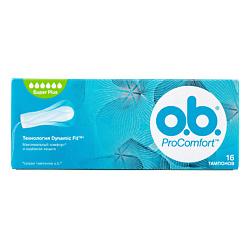 O.B. ������� ProComfort ����� ���� 16 ��.
