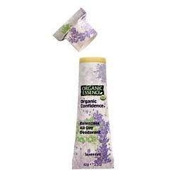 ORGANIC ESSENCE Органический дезодорант Лаванда 62 г