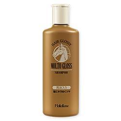 MOLTOBENE Шампунь для придания супер-блеска волосам Molto Gloss 350 мл