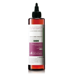 AROMASE Шампунь-эксфолиант для жирной кожи головы Anti-oil  Exfoliating Scalp-spa Shampoo 350 мл