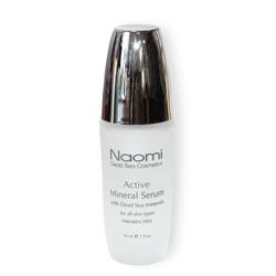 NAOMI NAOMI Сыворотка для лица активная минеральная 30 мл naomi