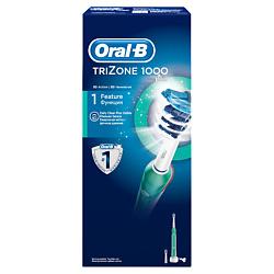 ORAL-B Электрическая зубная щетка Trizone 1000/D20 (тип 3757) 1 шт.