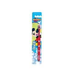 ORAL-B Детская зубная щетка Oral-B Mickey for Kids 20, мягкая 1 шт.