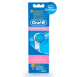 ORAL-B ������� ��� ������������� ������ ����� Sensitive �������� �������� ����� EBS17 2 ��.
