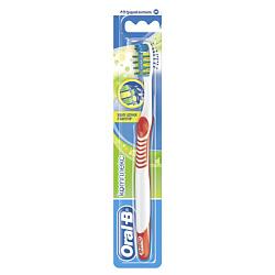 ORAL-B Зубная щетка Комплекс Антибактериальная, средняя жесткость 1 шт.