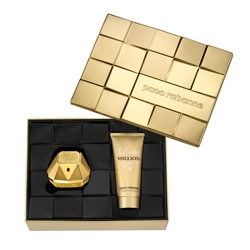 PACO RABANNE ����� Lady Million ����������� ����, ����� 50 �� + ������ ��� ���� 100 ��