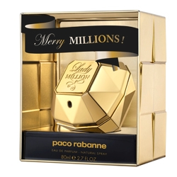 P��� RABANNE Lady Million Limited Edition 2015 ����������� ����, ����� 80 �� (PACO RABANNE)