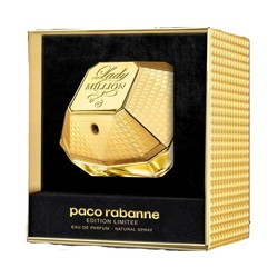 PACO RABANNE PARFUMS Lady Million Limited Edition Парфюмерная вода, спрей 80 мл