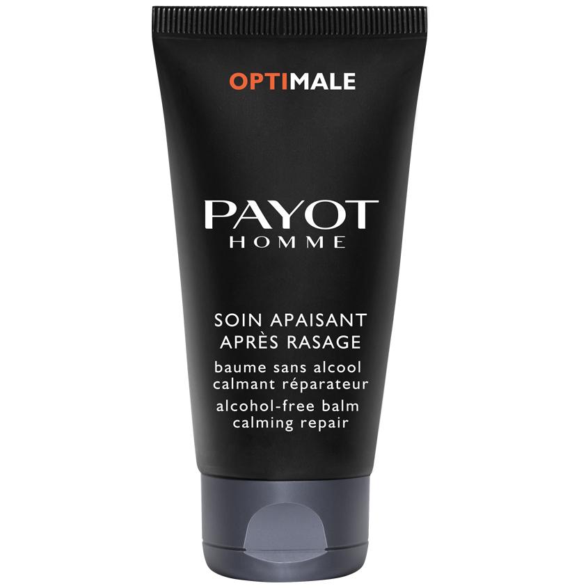 PAYOT Успокаивающий и восстанавливающий кожу бальзам после бритья без спирта