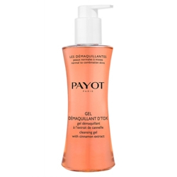 PAYOT Очищающий гель с дозатором Gel Demaquillant DTox 200 мл