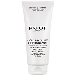 PAYOT Крем мицеллярный очищающий для снятия макияжа с экстрактами манго без ополаскивания 200 мл