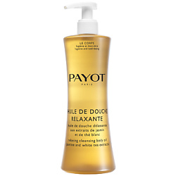 PAYOT PAYOT Очищающее масло для душа Huile De Douche Relaxante 400 мл цена 2017