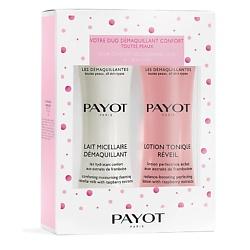 PAYOT Набор для очищения кожи Duo Demaquillantes Intense 2х400 мл
