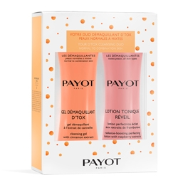 PAYOT Набор для очищения кожи Demaquillant DTox 2х400 мл